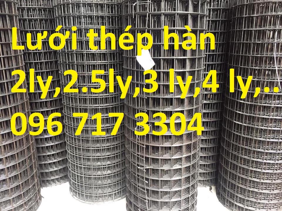 Báo giá lưới thép hàn D4 chịu cường độ cao - 096 717 3304 - 4